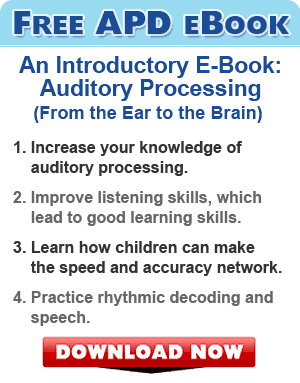 auditory processing disorder - free eBook