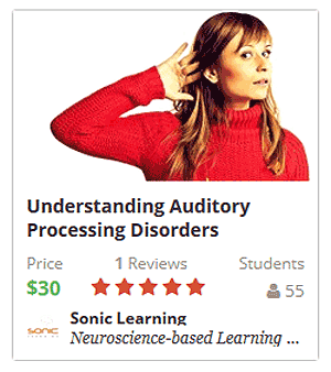 understanding auditory processing disorder course